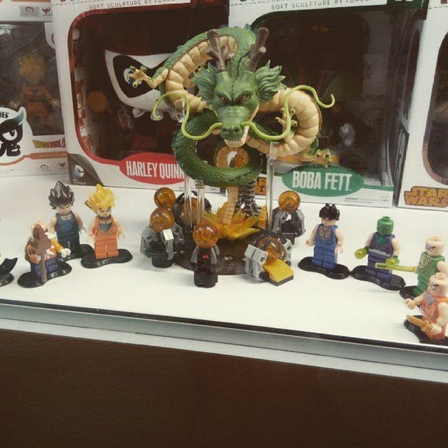 Los quiero todos YAAAA!... LEGO Toys DBZ Goku Shenlong EsferasDelDragon Infancia Juguetes Increibles AumentandoMiKi Tags Mujam