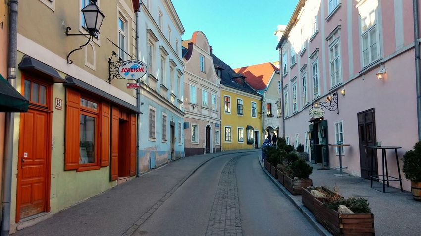 Krems Austuria Europe Streetart Street
