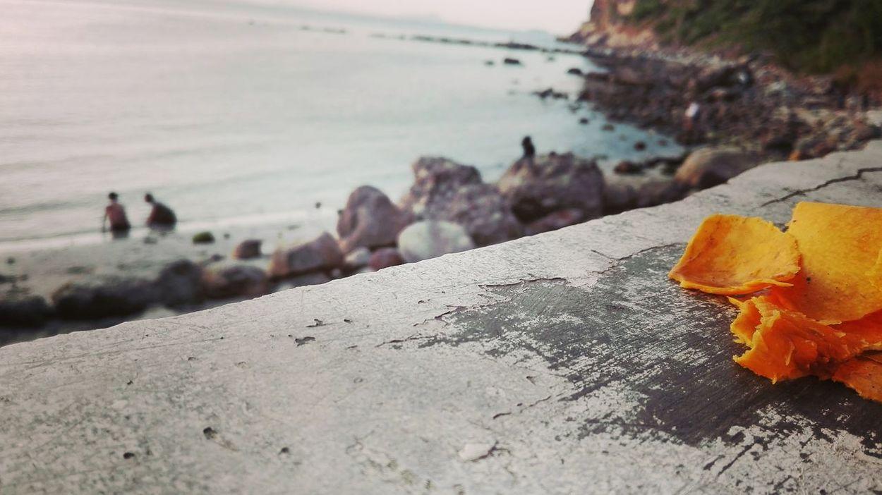Beach Unnoticed