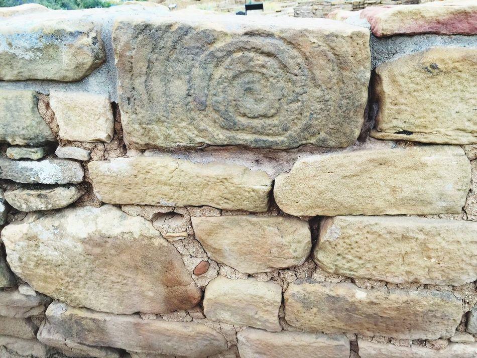Mesa Verde Stone Wall Architecture The Past Native AMPt - Still Life (Nature Morte)