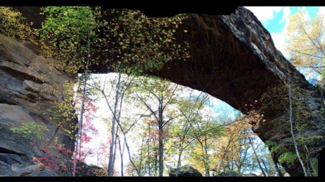 Natural bridge Eye4photography  EyeEm Best Shots EyeEm Nature Lover Hikingadventures