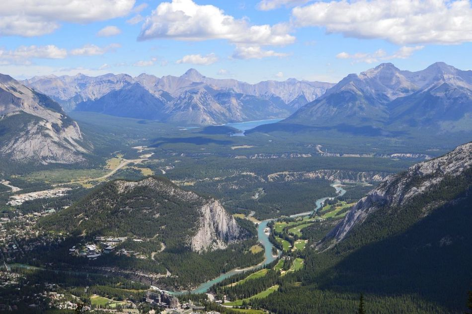 Beautiful stock photos of berge, Mountain, beauty In Nature, cloud, cloud - Sky