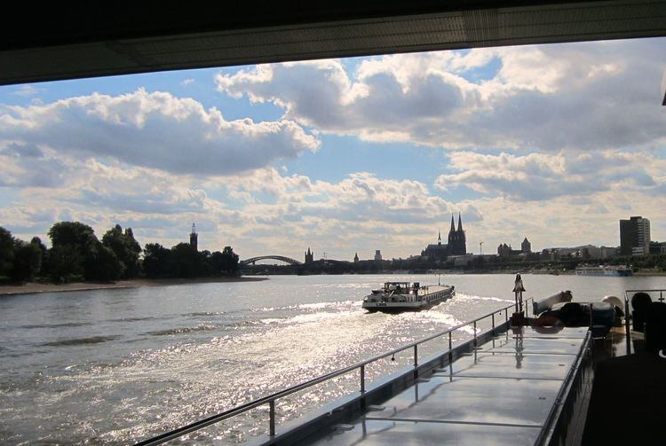 Cruising The Rhine Rive