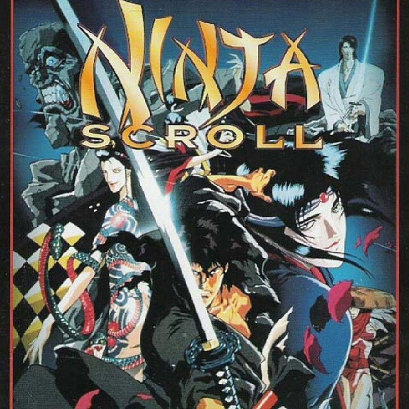 AnimeClassic Otaku NinjaScroll