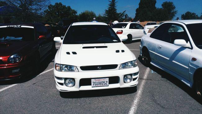 I miss my car ? Subaru Impreza 2.5rs Goodbye