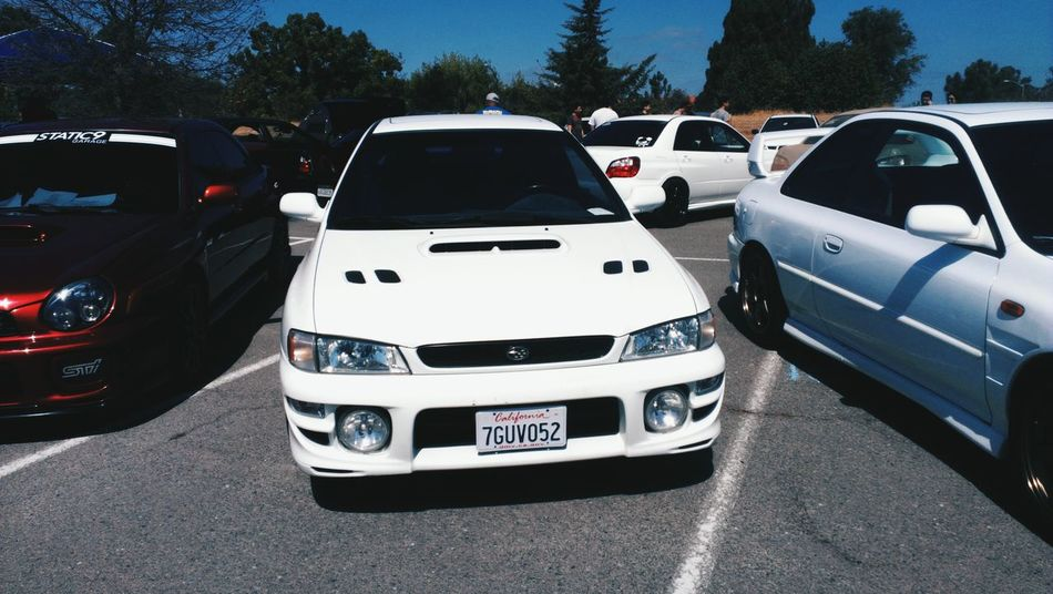 I miss my car ? Subaru Impreza 2.5rs Goodbye