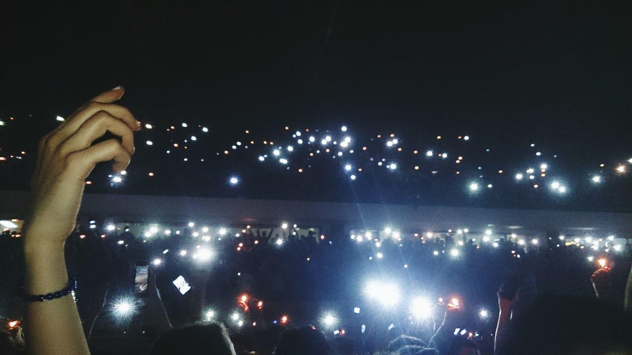 Lights Concert People Life Music Novisad Koncertgodine Serbia