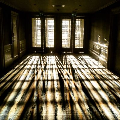 DoubleTree By Hilton Dublin Glass Hilton Light Night Lights Shades Transparent Window