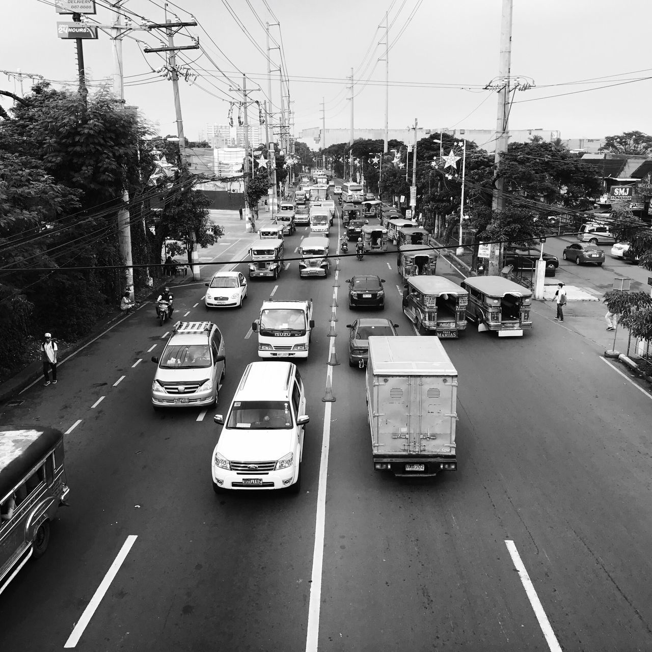 Car Street Day Eyeem Philippines Las Piñas City Zapote Traffic