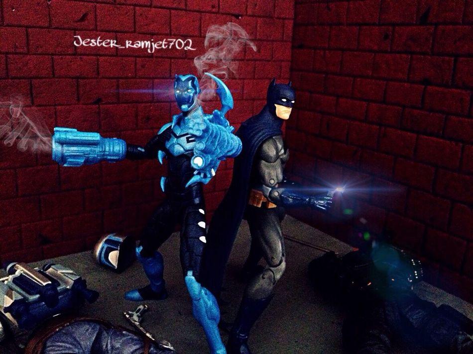 Batman Bluebeatle Realmofcollectors Toyphotography