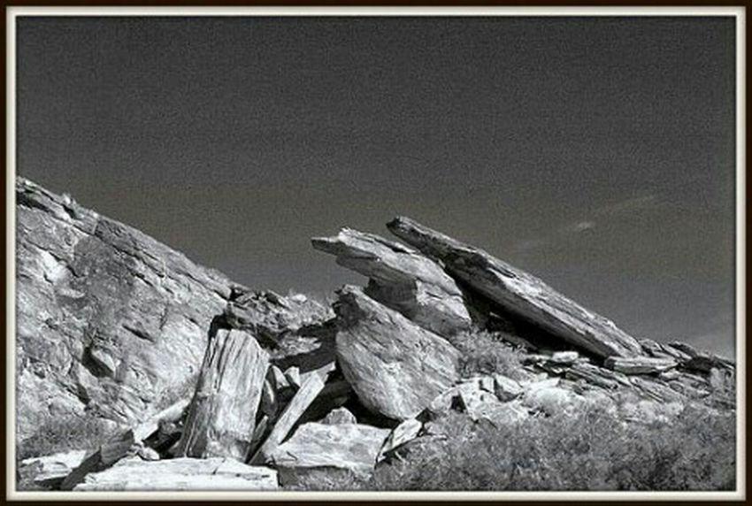 Desert Rocks, Palm Springs, CA. Blackandwhite Landscape_bw Scenics EyeEm Best Shots - Black + White Eye4photography  Taking Photos