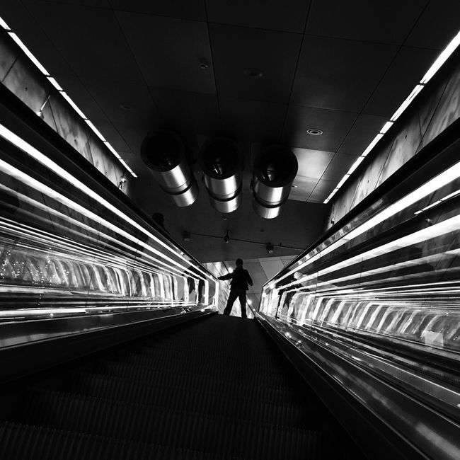 Science Fiction Blackandwhite Monochrome Streetphotography Darkness And Light