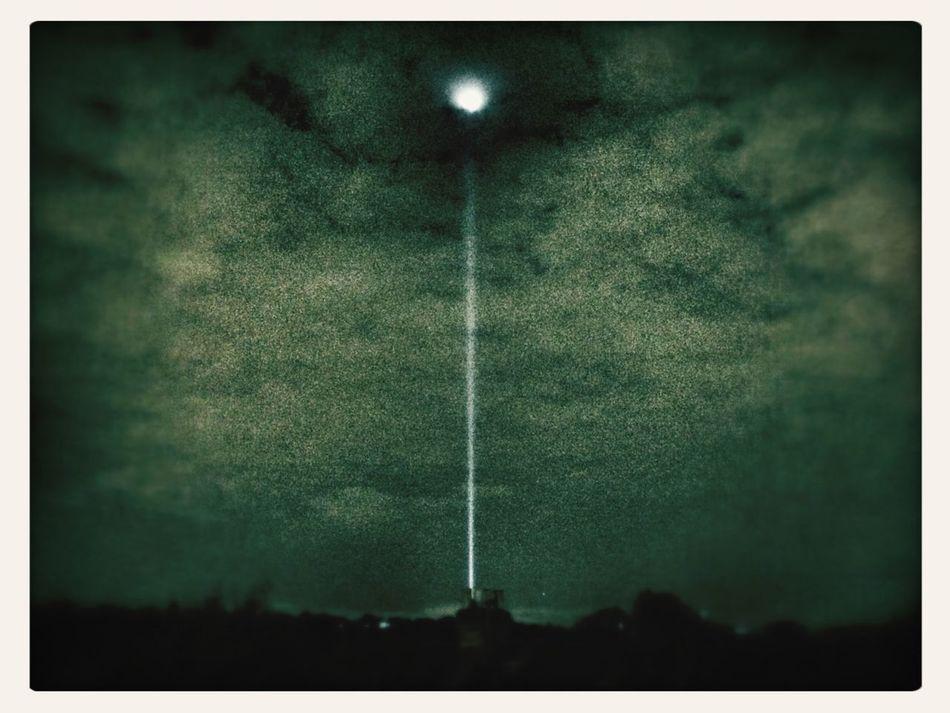 Lights out WW1 Centenary