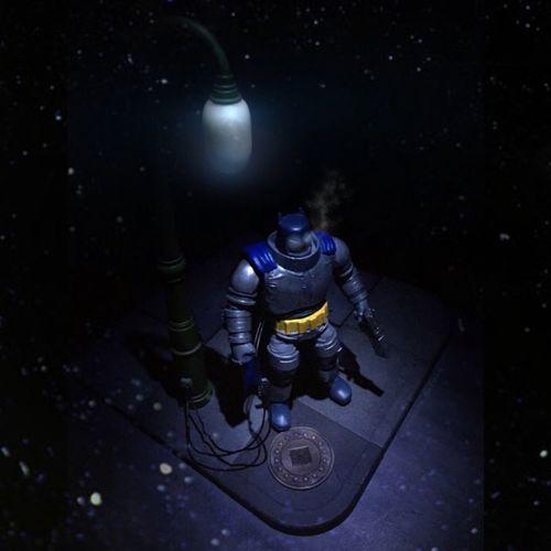 Batman Darkknightreturns FrankMiller Toyphotography Actionfigurephotography Darkknight DkR