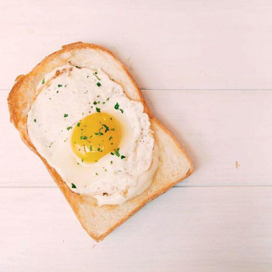 好適合!加個:)。 Egg Food Porn Breakfast Lunch Food 吃吧 Chiba Taipei Toast 🐣🐣