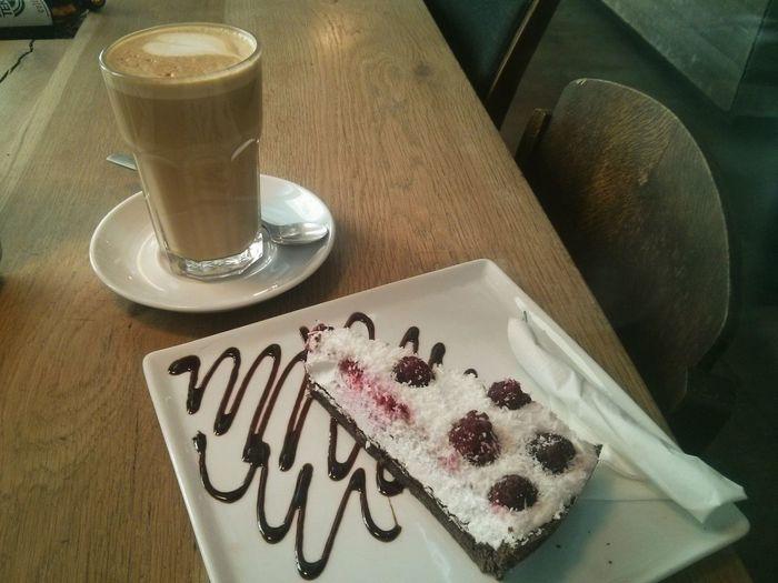Awwyiss That's the best Coffee in Krakow
