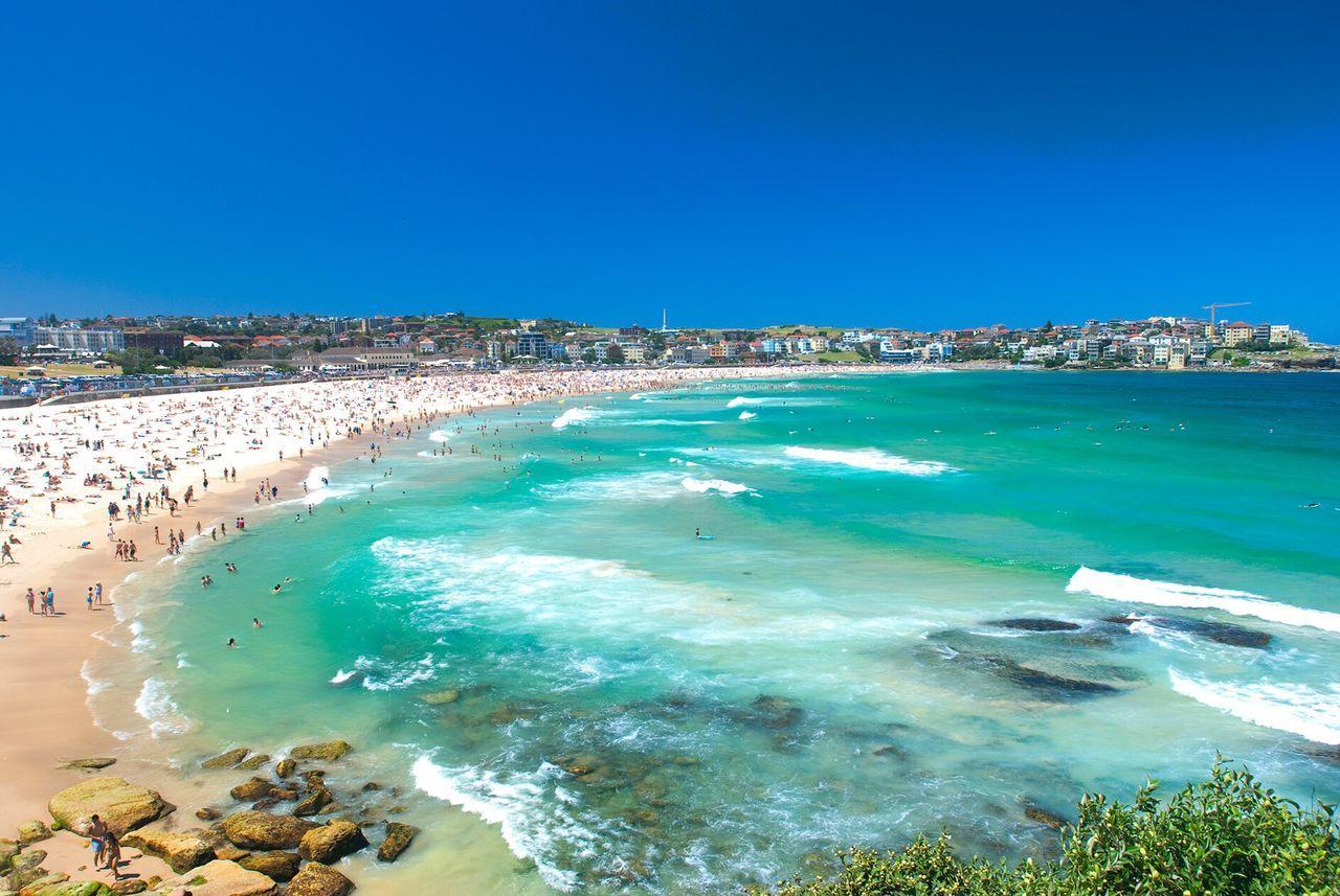 Bondi beach Sydney Australia Australia Sydney Beach Travel Destinations Bondi Beach Beach Life