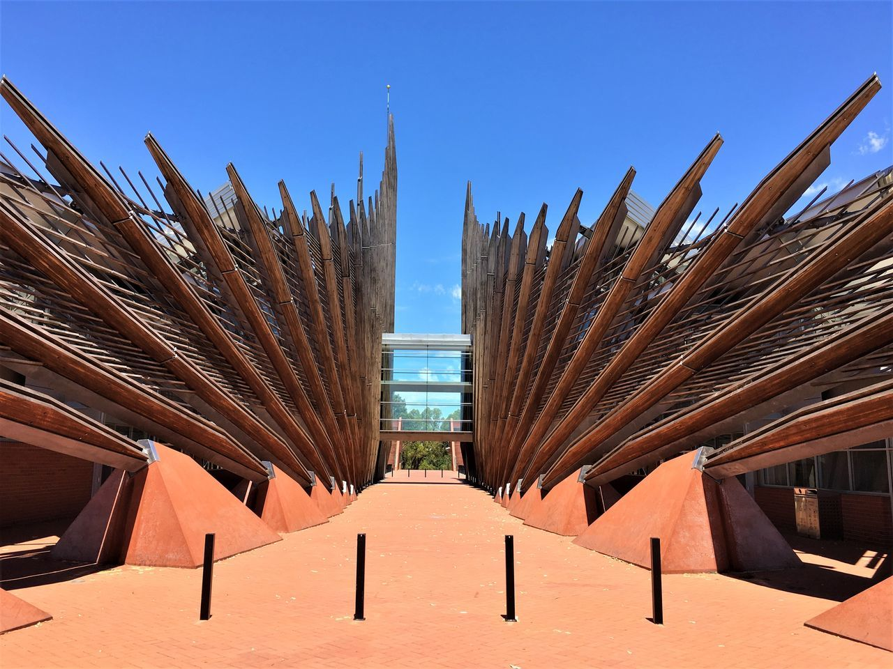 Abstract Abstract Photography Abstractarchitecture Architecture Architecture Architecture_collection Blue Building Built Structure Business Finance And Industry City City Day Edith Cowan University EyeEm EyeEm Gallery Hello World Igniting No People Outdoors Sky Travel Destinations University Campus Urban Urban Geometry Minimalist Architecture The Architect - 2017 EyeEm Awards