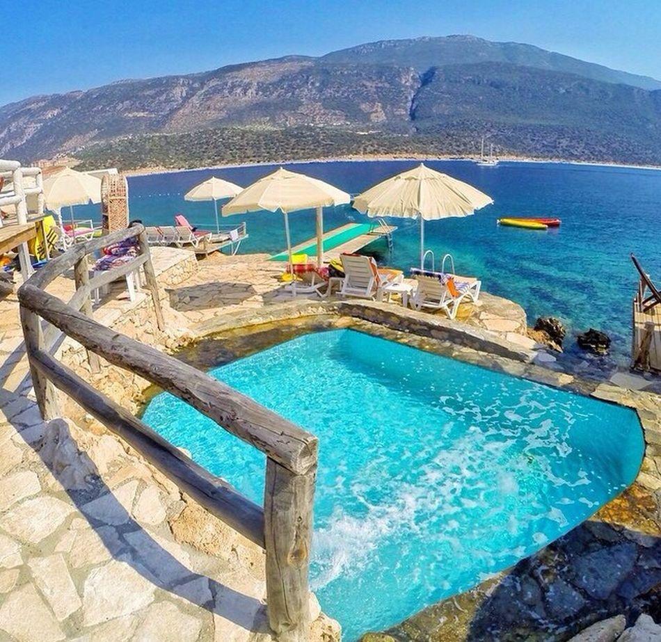 Tatil Holiday Antalya Kas #kalkan #summer #sea #holiday #tatil