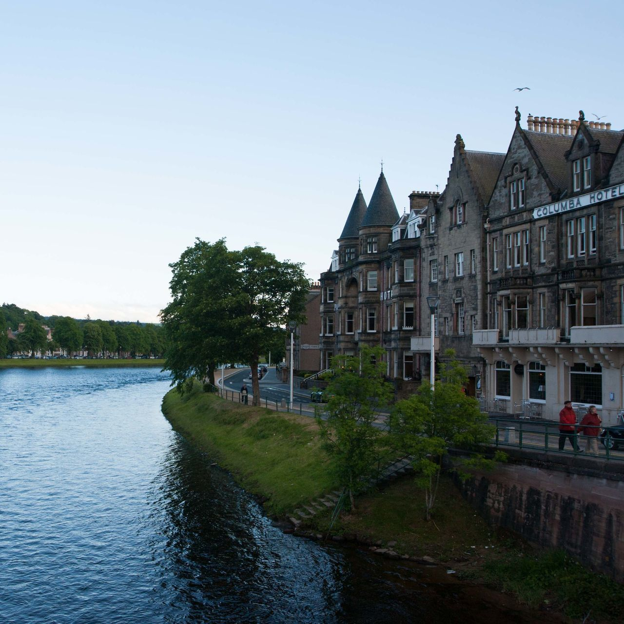 Architecture Building Exterior Built Structure City Clear Sky Day Drumnadrochit Inverness Isle Of Mull Isle Of Skye Scotland Nature No People Oban, Argyll, Scotland Outdoors Porvoo River Sky Tree Uig Water