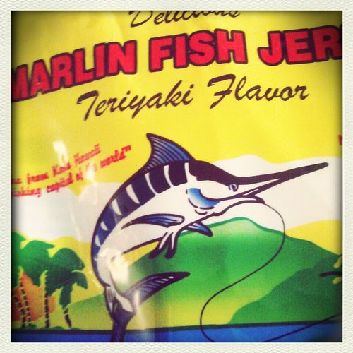 Am I the only one who likes these? #fishjerky