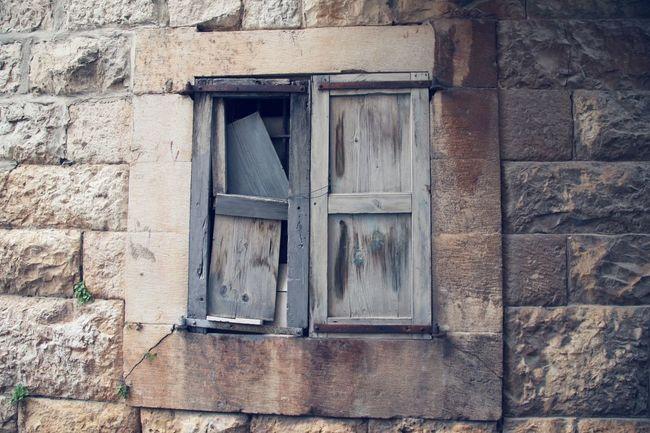 Broken Window Abandoned House Architecture First Eyeem Photo