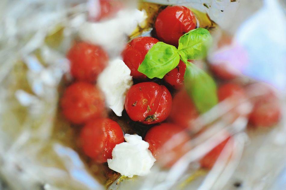 Adickes Caprese Insalata At Home Focus On Foreground Yummy♡ Food And DrinkEnjoying Life