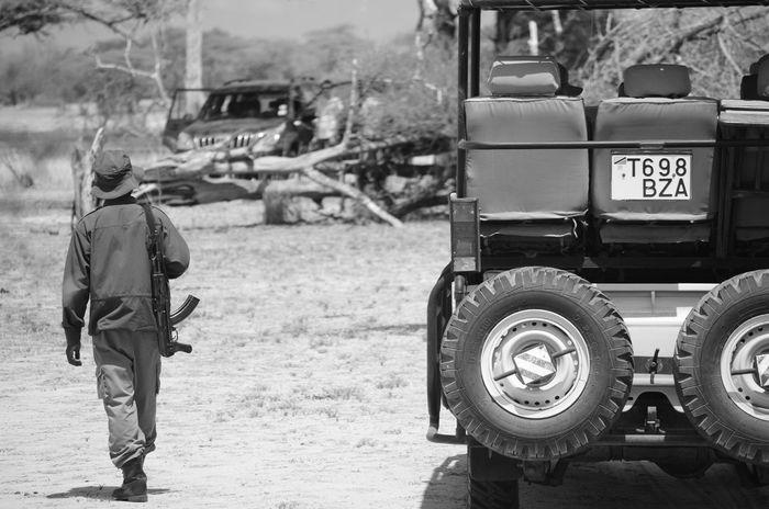 Man with gun Africa Gun Keeper Gamekeeper Guide Black & White Black And White Wildlife Human Human World 🌎 Man Man At Work People And Places