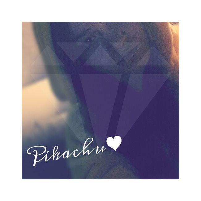 Pikachu ❤ Pikachu Me Check This Out L4L? follow me...