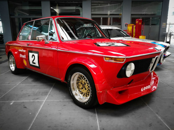 Because Racecar! Bmw Bmw 2002 Car Car Point Of View Carporn No People Racecar Red Red Color