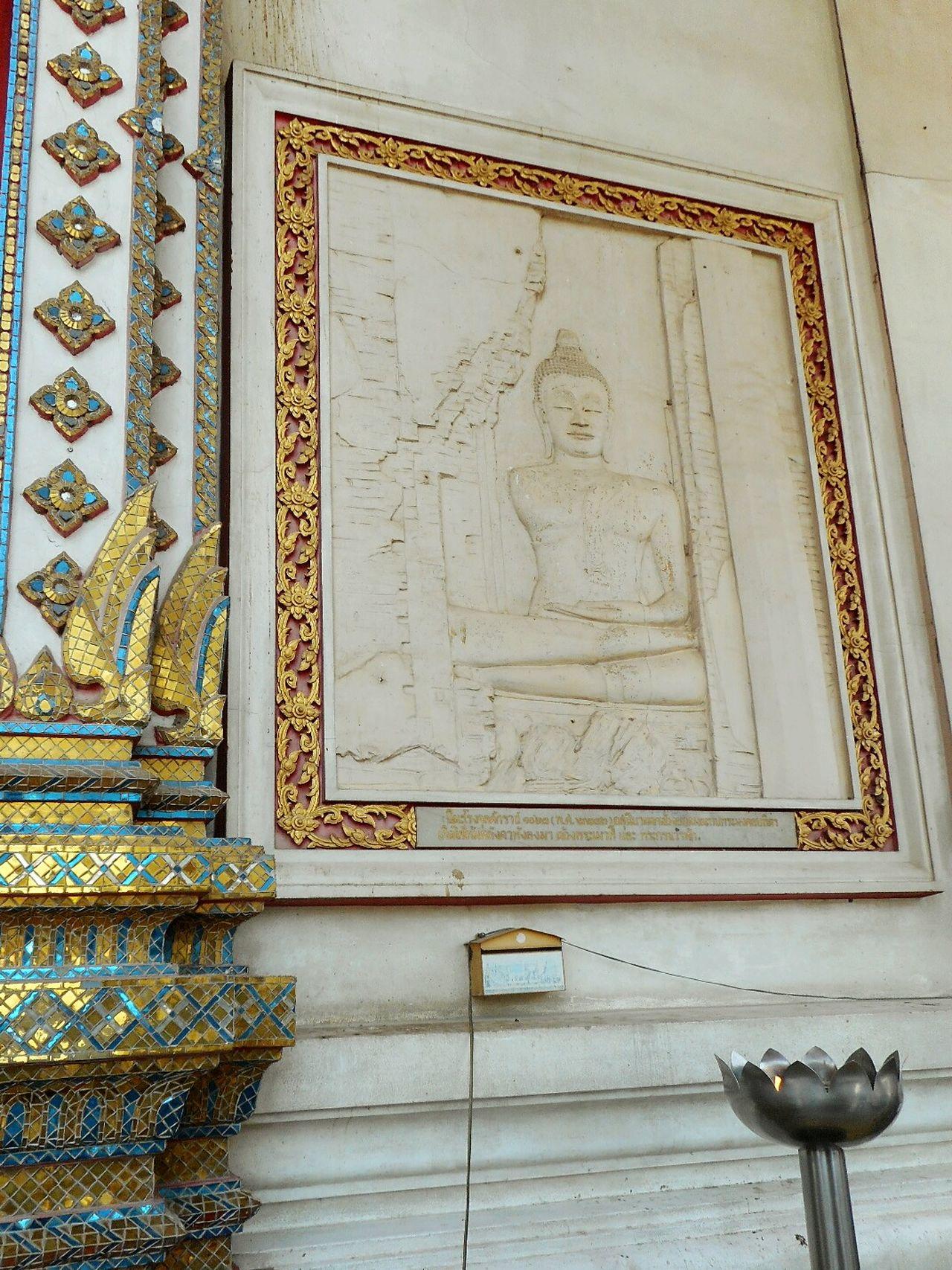Religion Architecture Budismo Thai Travel Sculpture Idol Buddhist Temple Tailandia Travel Photography Architecture Thailand BangkokThailand Bangkok Buddha Dorado Buddha Statue Gold Colored Buddhist Cultures