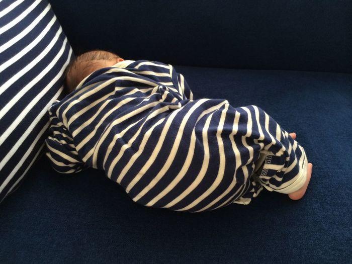 Baby Backstyle Sleep Nice 可愛い寝姿。愛おしい。