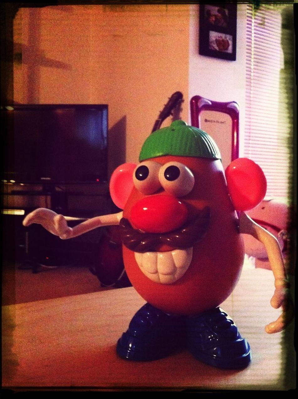 Mr Potoato Head