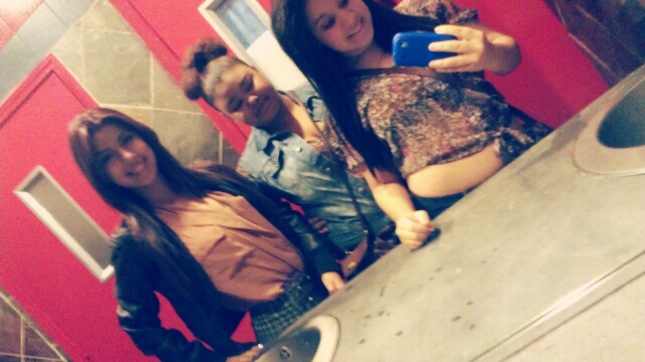 Me, My BooThang Jayla, & Ruby <3