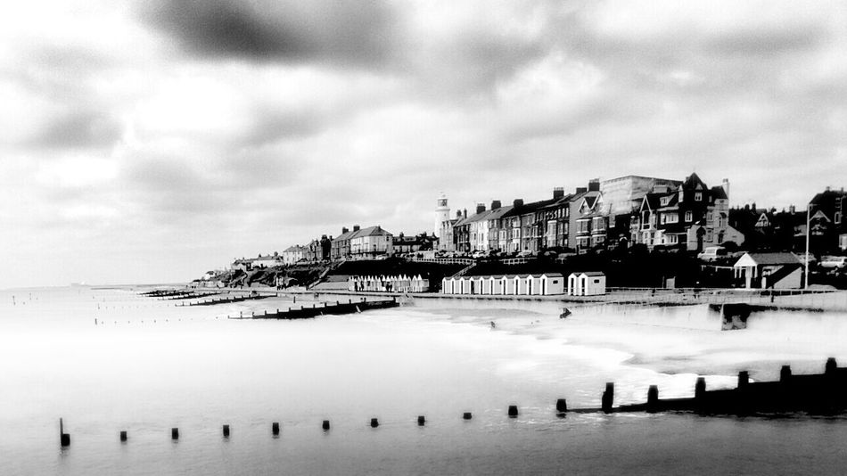 The Great Outdoors - 2015 EyeEm Awards Landscape Blackandwhite Beachphotography Black & White