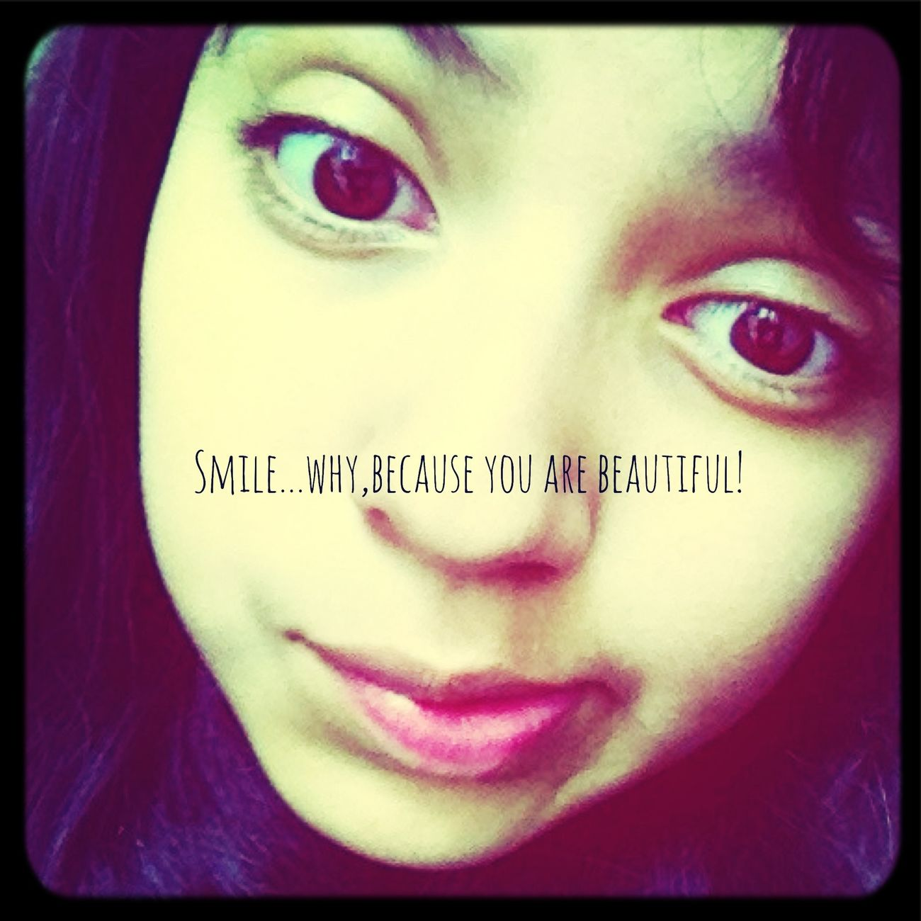 Smile Why...? Smile....because Your Beautiful !!( :