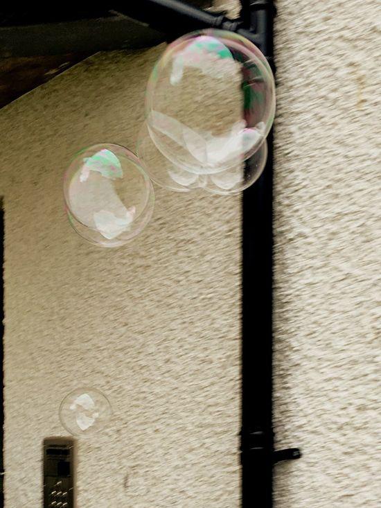 Bubble Fun Kids Of EyeEm Scottish Summer