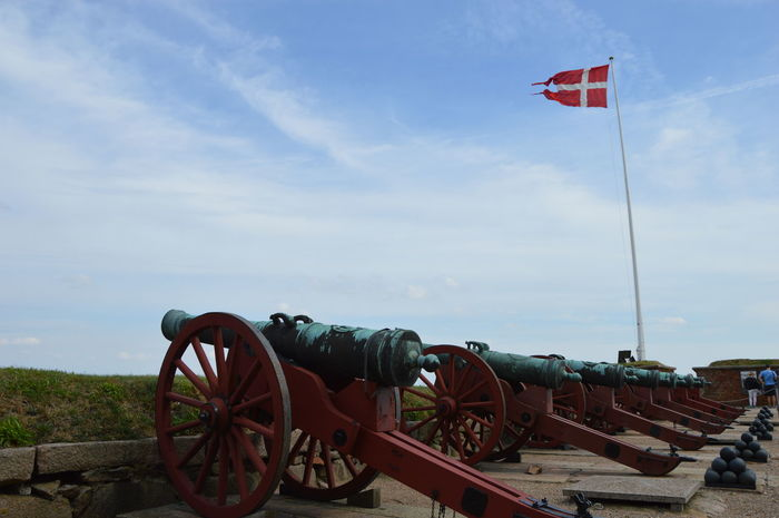 Canons of the Kronborg castle Canons Castle Castles Check This Out Cloudy Kronborg S Scandinavia Sky Sweden