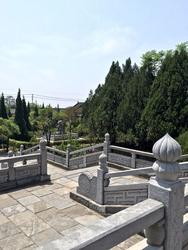 Absence Ancient Artifact Beauty In Nature Burial Chinese Day Empty Green Color Growth History Idyllic Landscape Mountain Nature No People Outdoors Plant Scenics Sky Tomb Tranquil Scene Tranquility Travel Destinations Tree