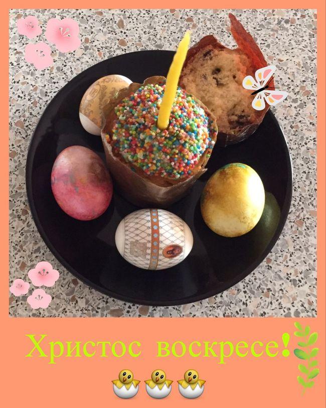 Hello World Bebest Happy Easter Eggs... куличи