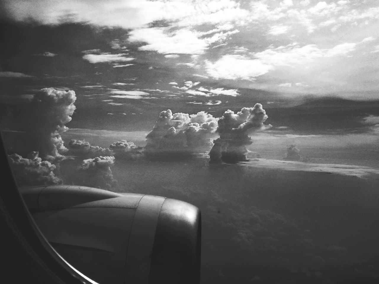 Nothing Special Monochrome Blackandwhite From An Airplane Window Getting Inspired Photography Cloudporn Skyporn Enjoying Life Shades Of Grey Aiiko Untouched 💯pure Aiikos Black.n.white Aiikos Paradise Aiikos Heaven @aiiko