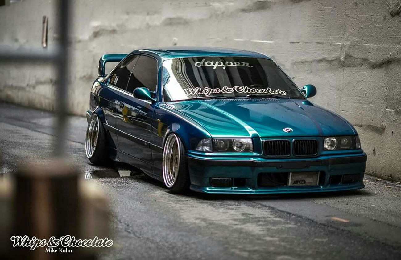 Whips & Chocolate 👌 Bmw Give Me Some Likes Bmwlove Bmw E36 Rare Beauty Cars Mesh Podfilter Purple M Power