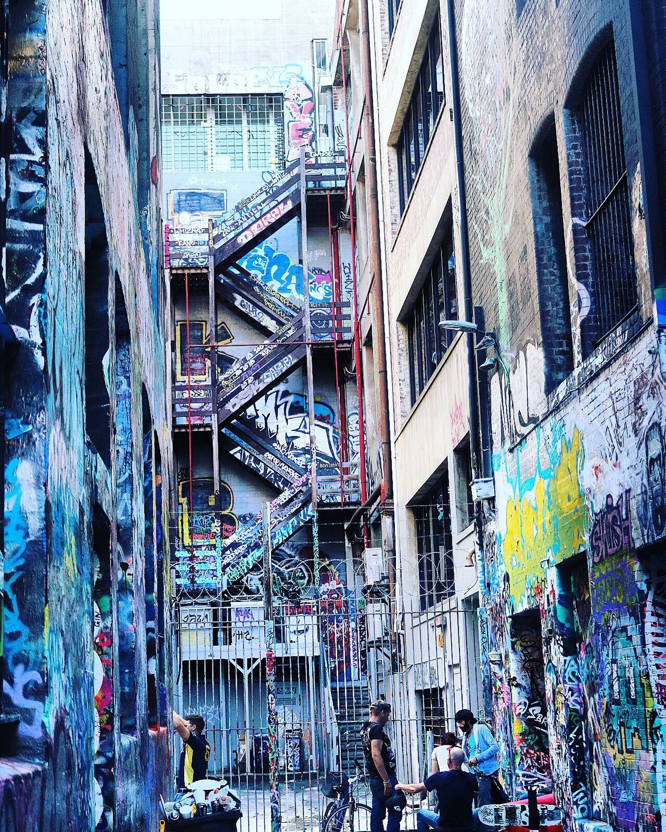 Streetphotography MelbournePhotographer Melbourne City Flinders St #Melbourne MelbourneGraffiti Jorzz Busystranger