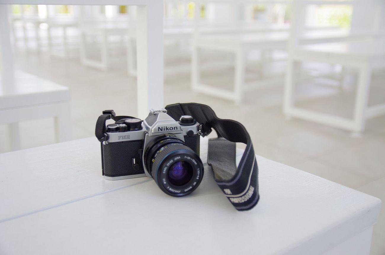 相遇的ㄧ刻 Pentax K-5 Nikon FM2/T Tainan Walk