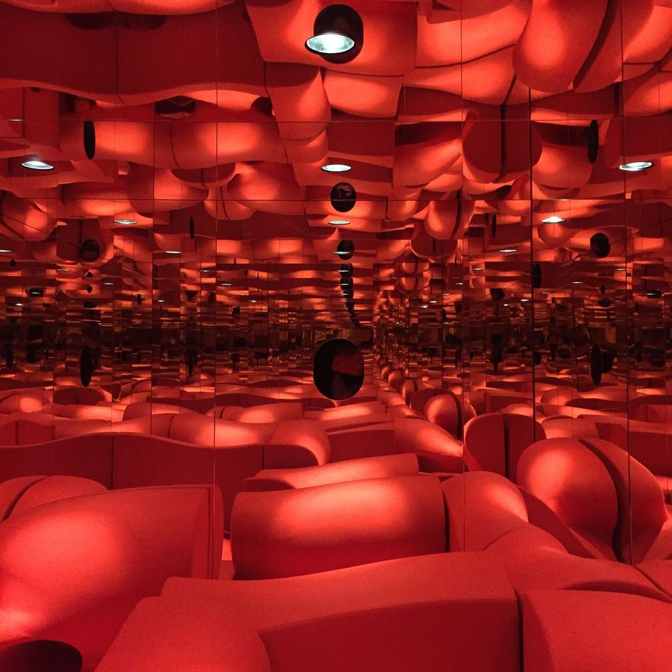 Abstract Architecture Design Moroso No People Red Redbox Salonedelmobile TakeASeat