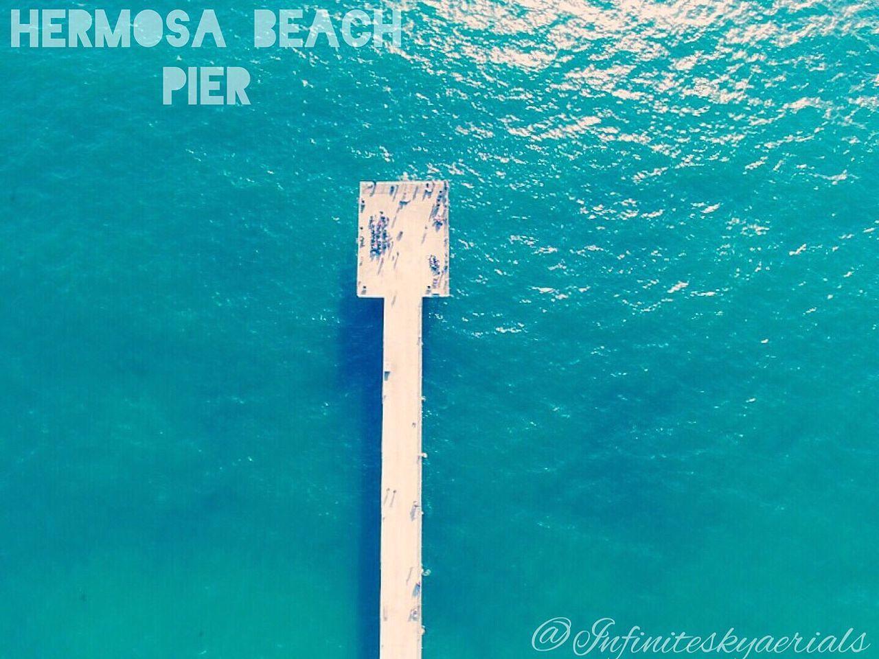 Hermosa Beach Pier Infiniteskyaerials Surfer Aerial Shot California California Coast Ocean Nature Skyporn Drone  Sun Beach Life Beautiful Day Natural Beauty Infinitesky Sky Hermosa Hermosa Beach