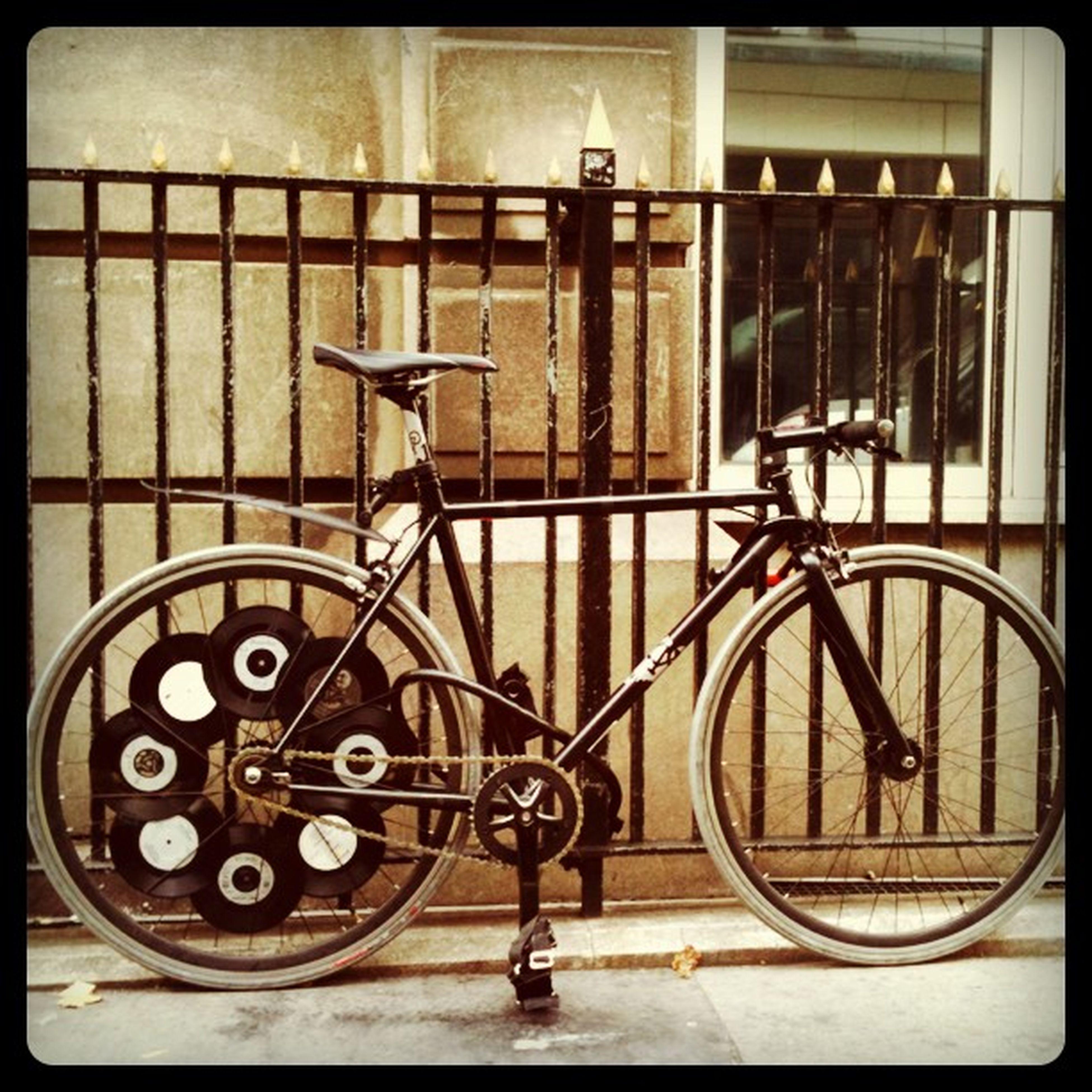 Upperjohnstreet Bike Records Singles 7inch