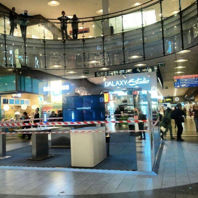 Helsingis Kamppi On Paras Ja Samsung Galaxy S4 Studio Stadi Vittu