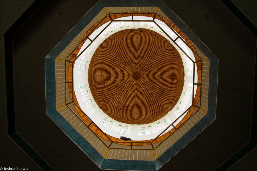 Circle Geometric Shape Architecture Built Structure Beautiful Caribbean Stillife Trinidad And Tobago Dome Travel Destinations Building Exterior Muslimwedding