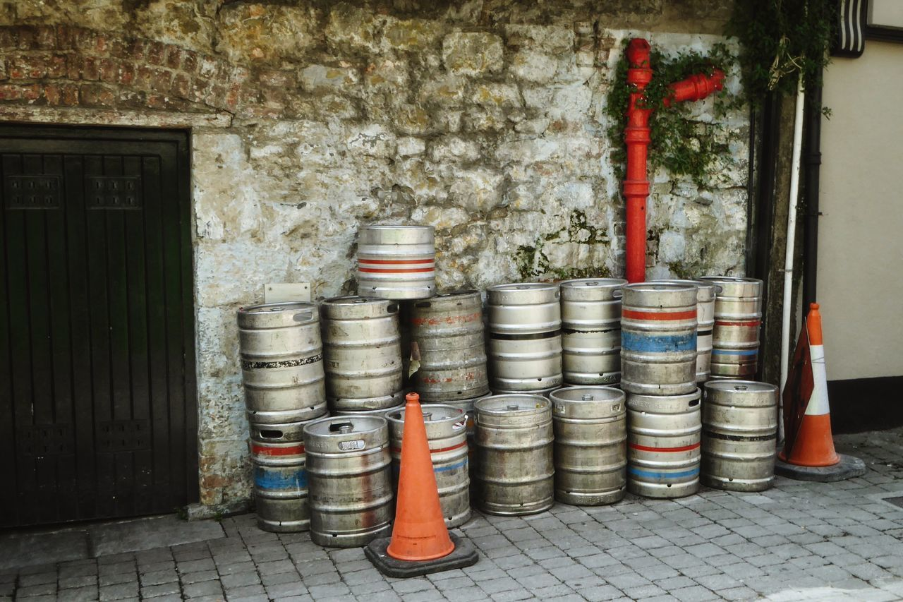 Beautiful stock photos of bar, Ireland, Kilkenny, Traffic Cone, collection